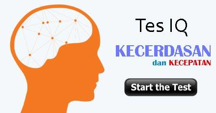 Tes IQ Kecerdasan & Kecepatan