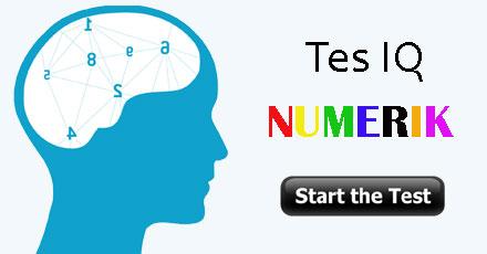 Tes IQ Numerik