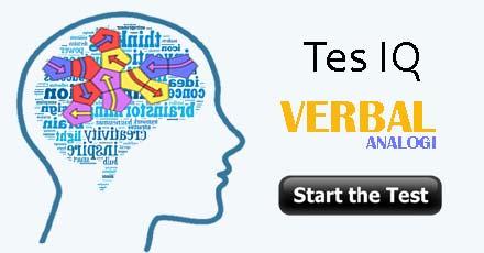 Tes IQ Verbal Analogi