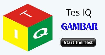 Tes IQ Gambar (SPASIAL/Bangun Ruang)
