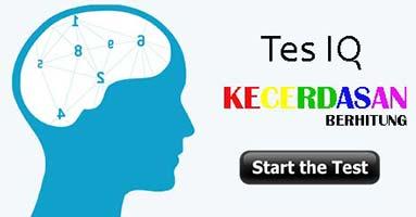 Tes IQ Kecerdasan Berhitung