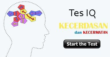 Tes IQ Kecerdasan & Kecermatan