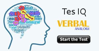 Tes IQ Verbal (analogi)