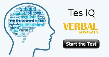 Tes IQ Verbal (kosakata)