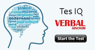 Tes IQ Verbal (sinonim)